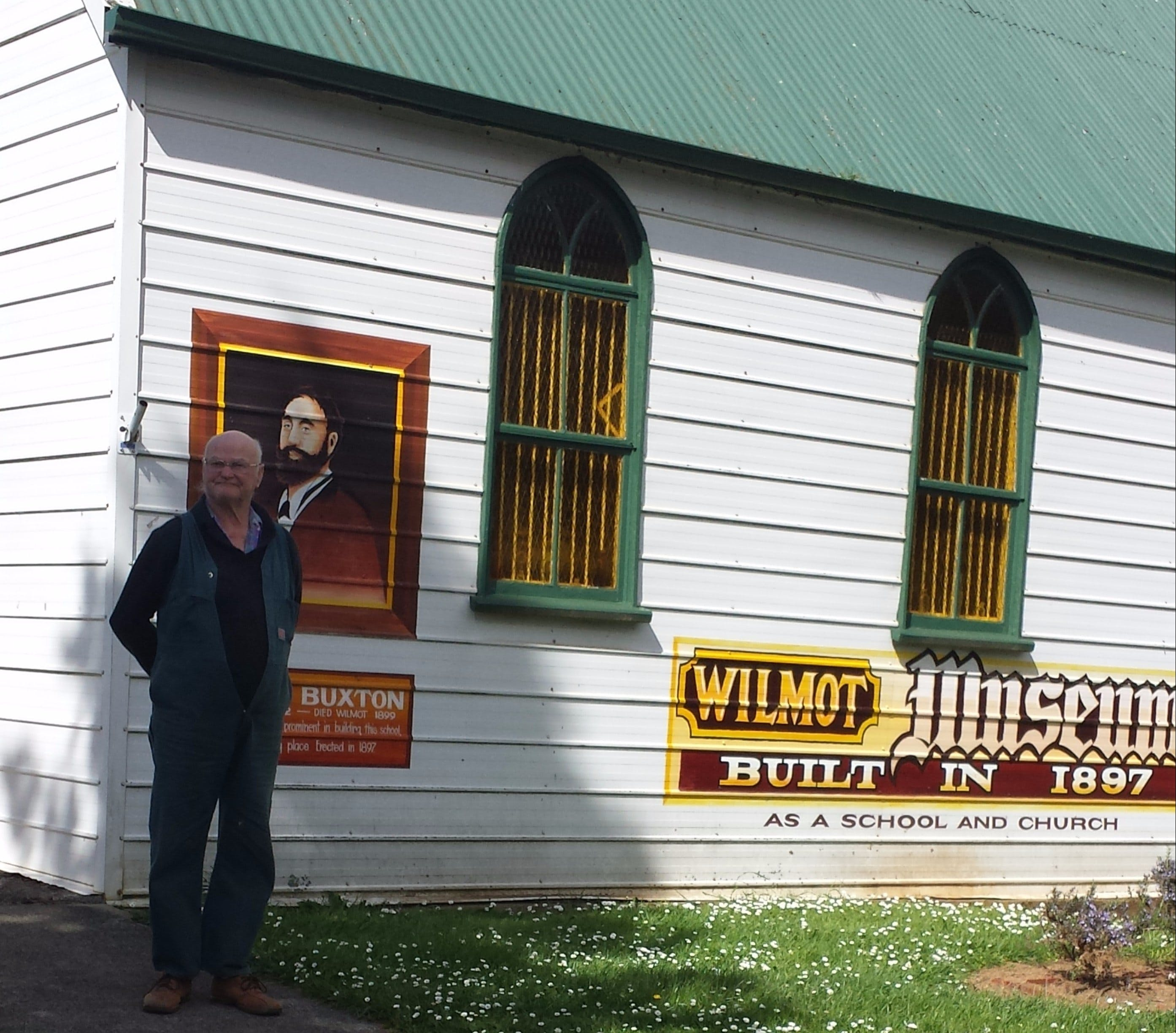 Wilmot Heritage Museum - Accommodation NT