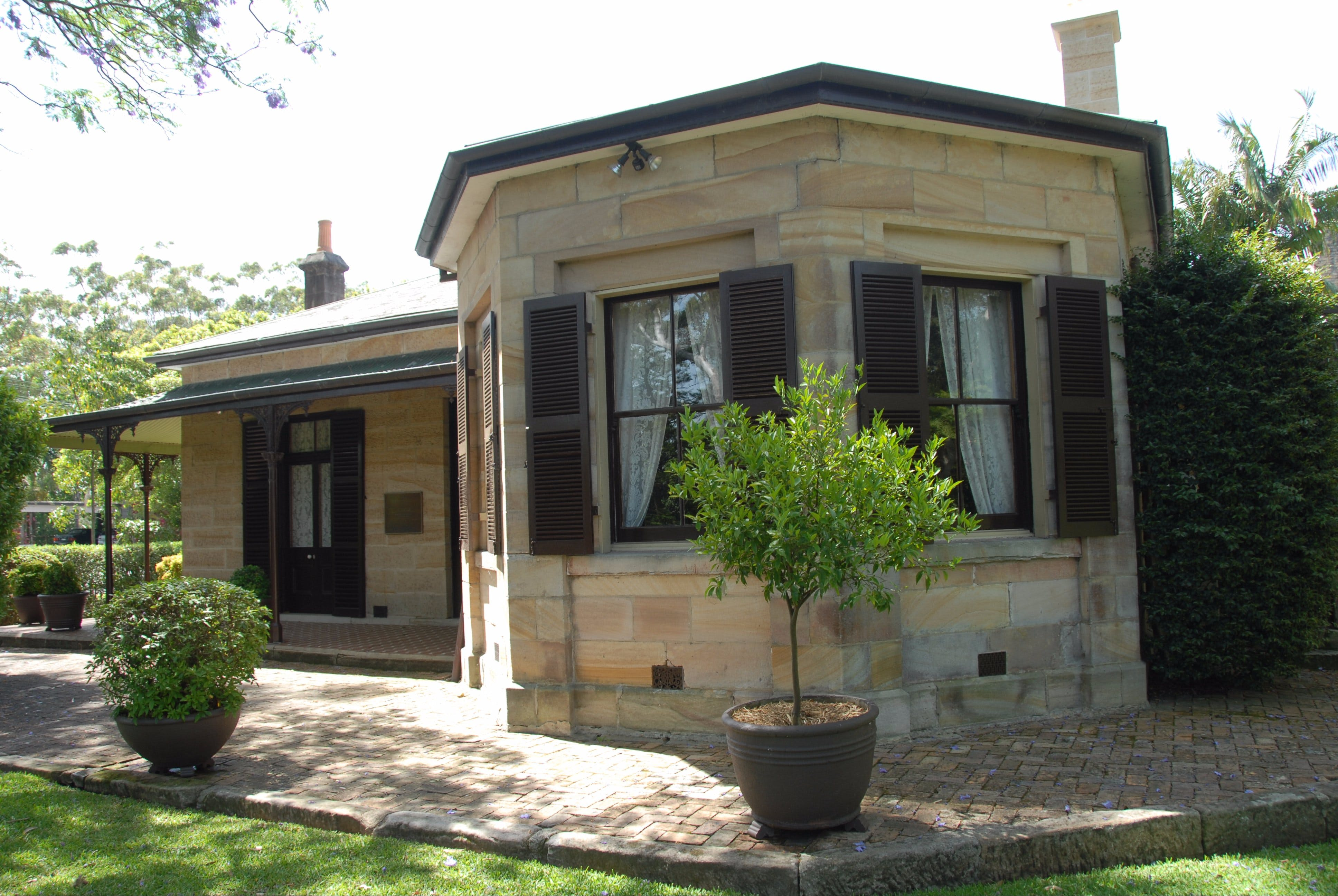 Carisbrook Historic House - Accommodation NT