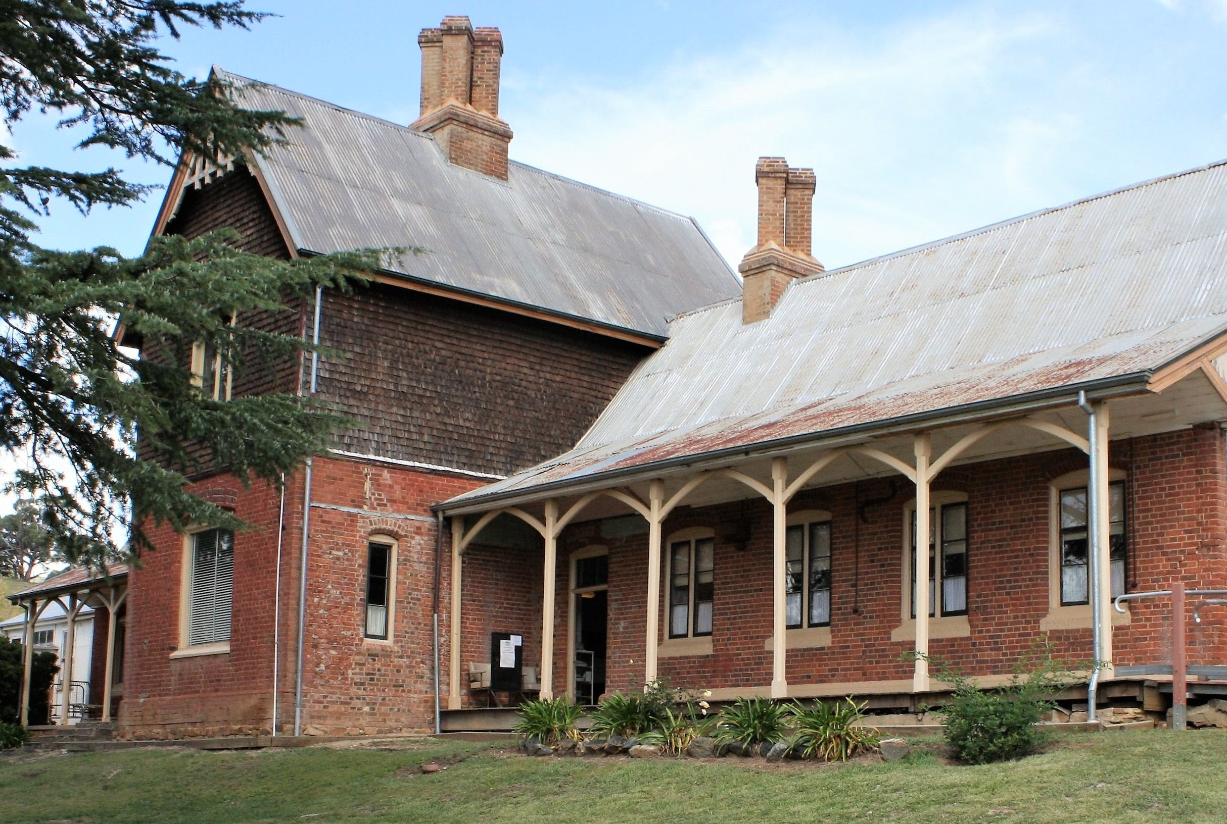 Carcoar Hospital Museum - Accommodation NT