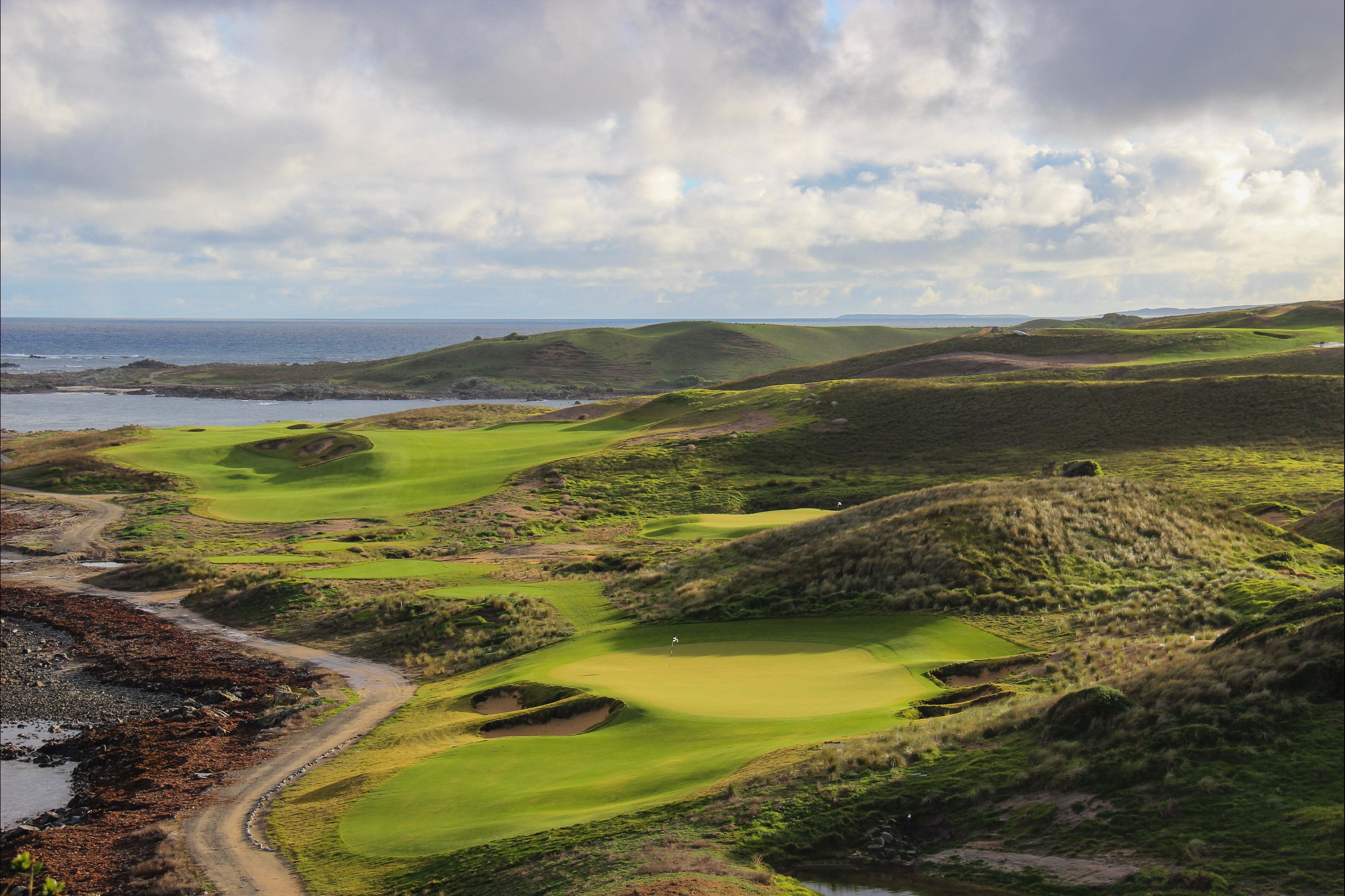 Ocean Dunes Golf Links King Island - Accommodation NT