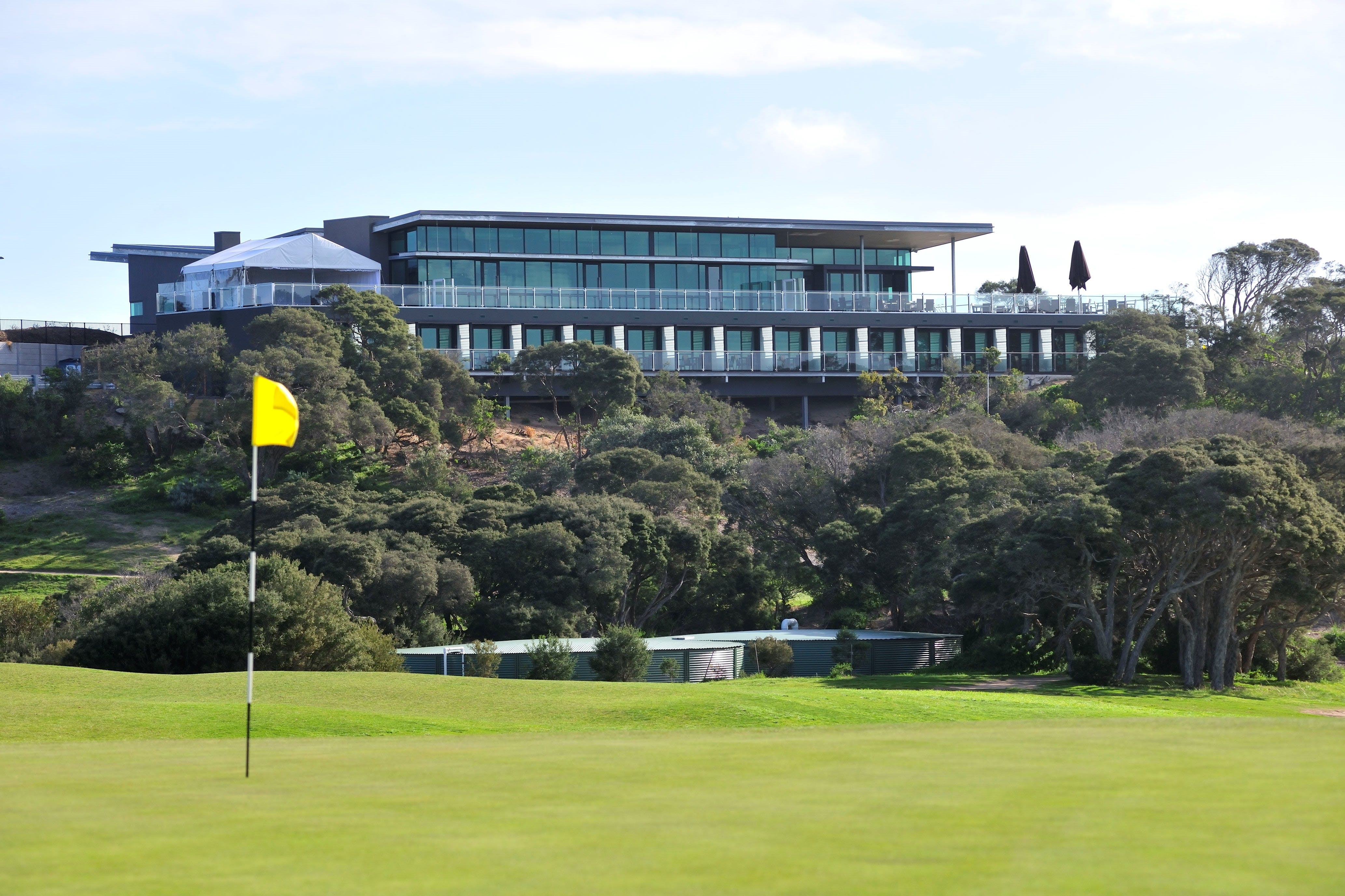 Portsea Golf Club - Accommodation NT