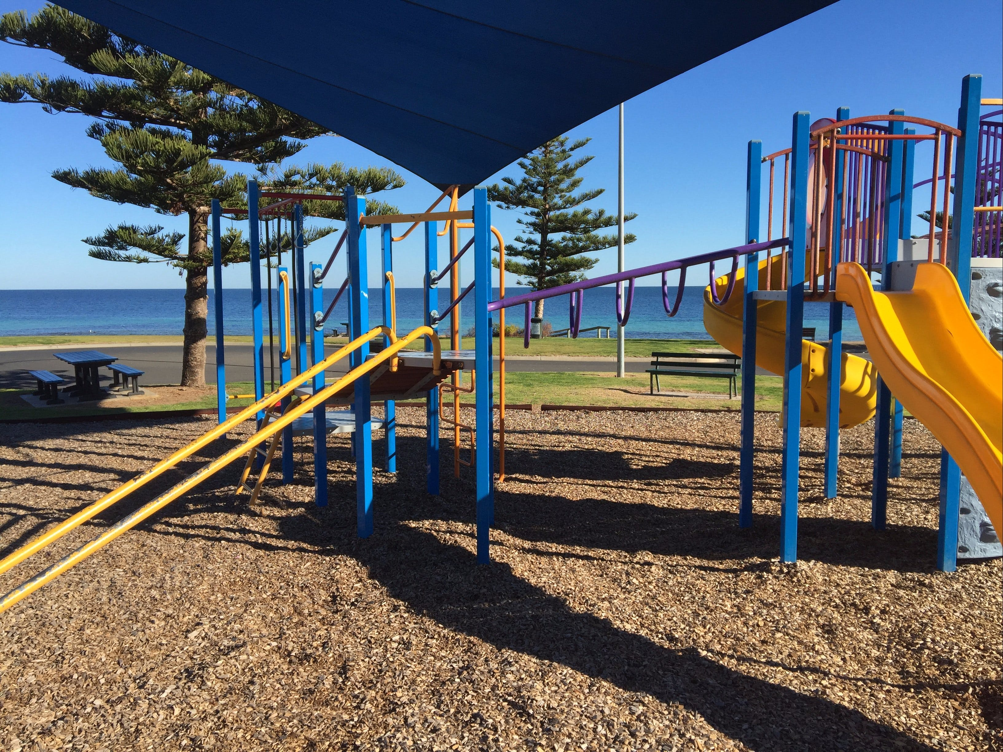 Port Hughes Playground - Accommodation NT