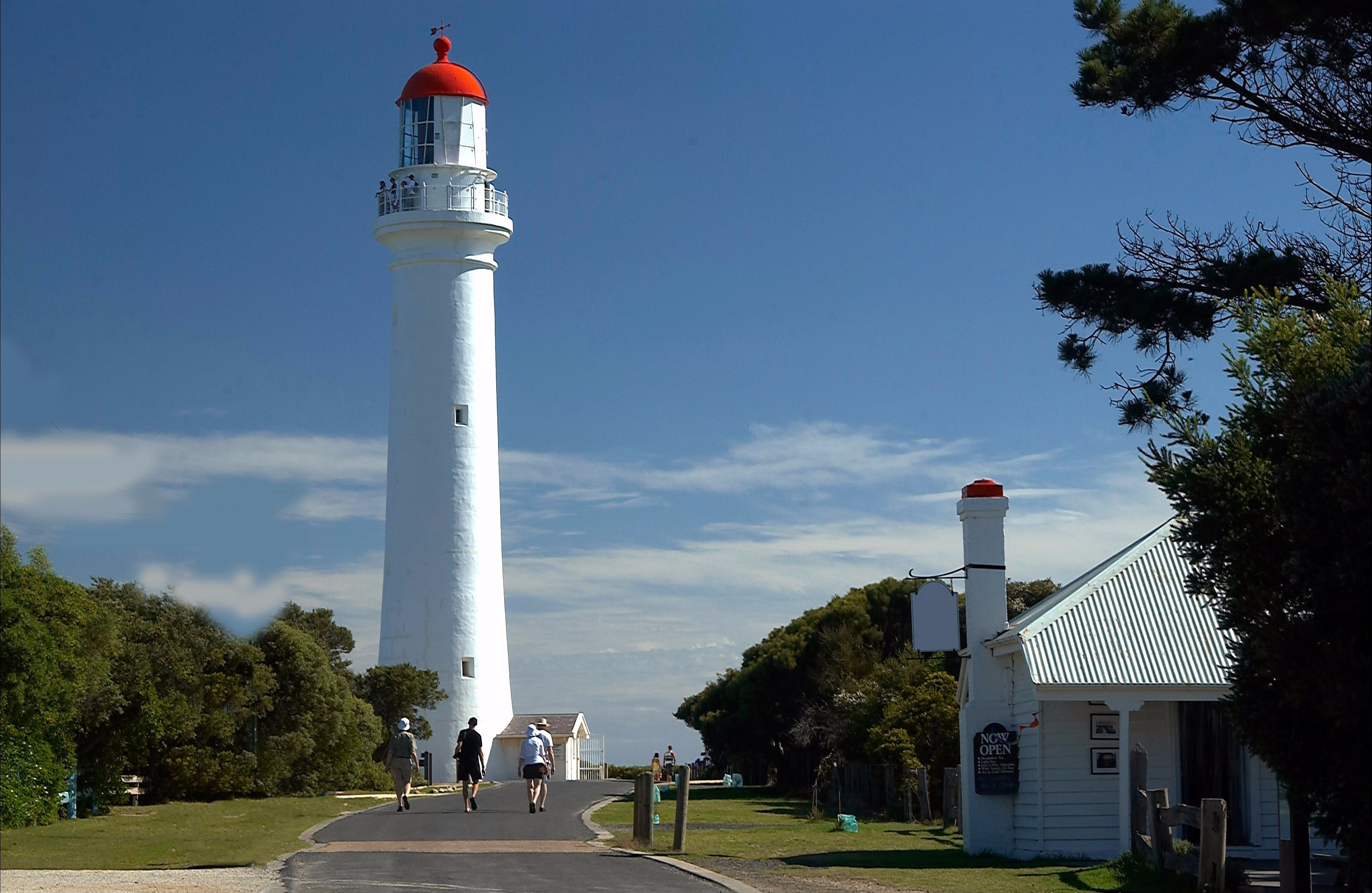 Split Point Lighthouse Tours Aireys Inlet - Accommodation NT