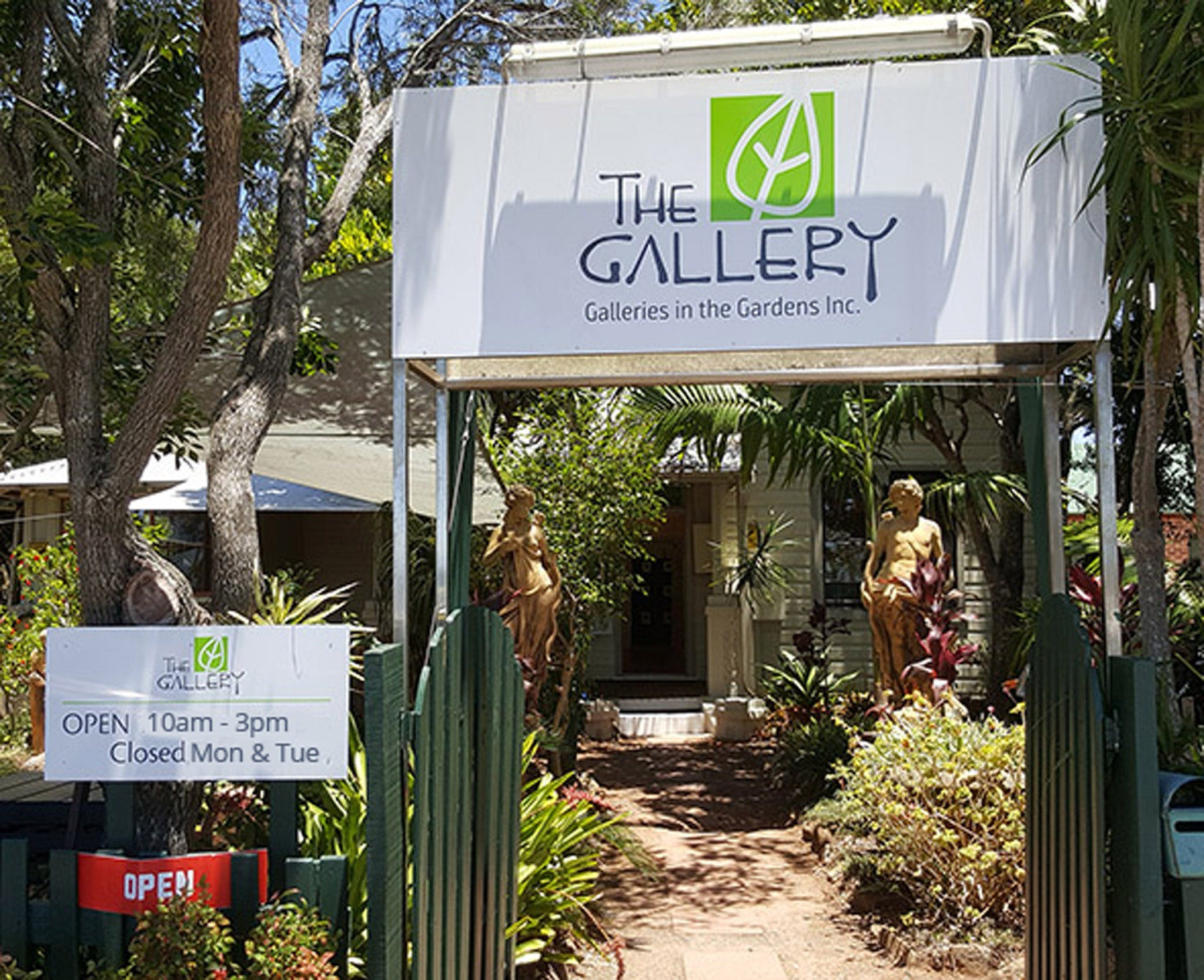 The Gallery - Accommodation NT
