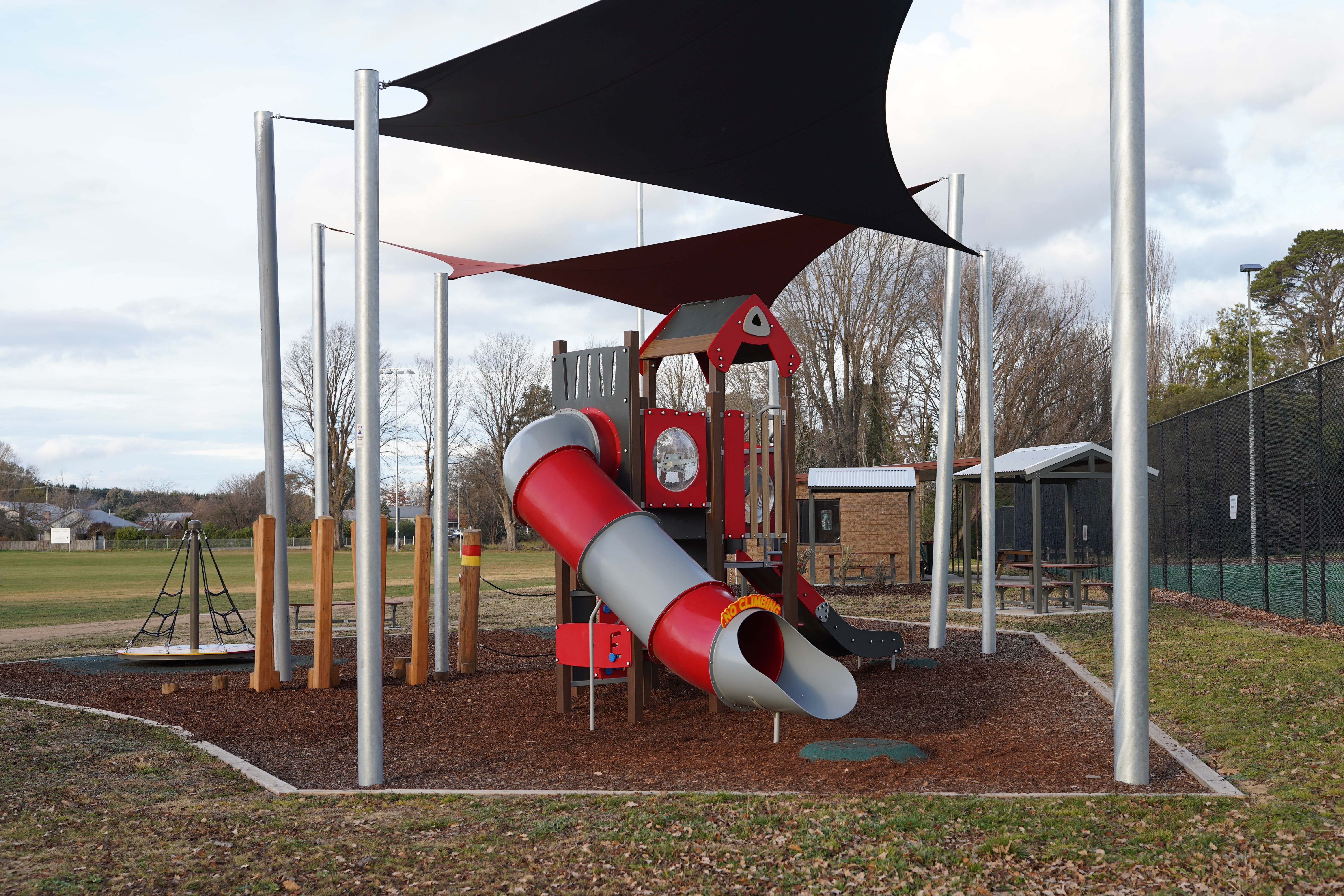 Braidwood Recreation Grounds and Playground - Accommodation NT