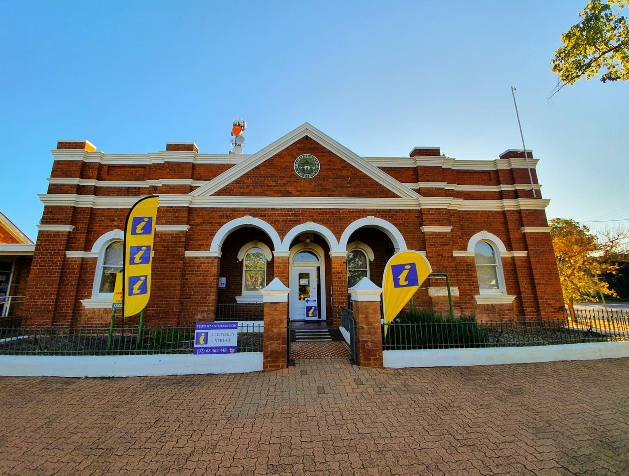 Cobar Visitor Information Centre - Accommodation NT