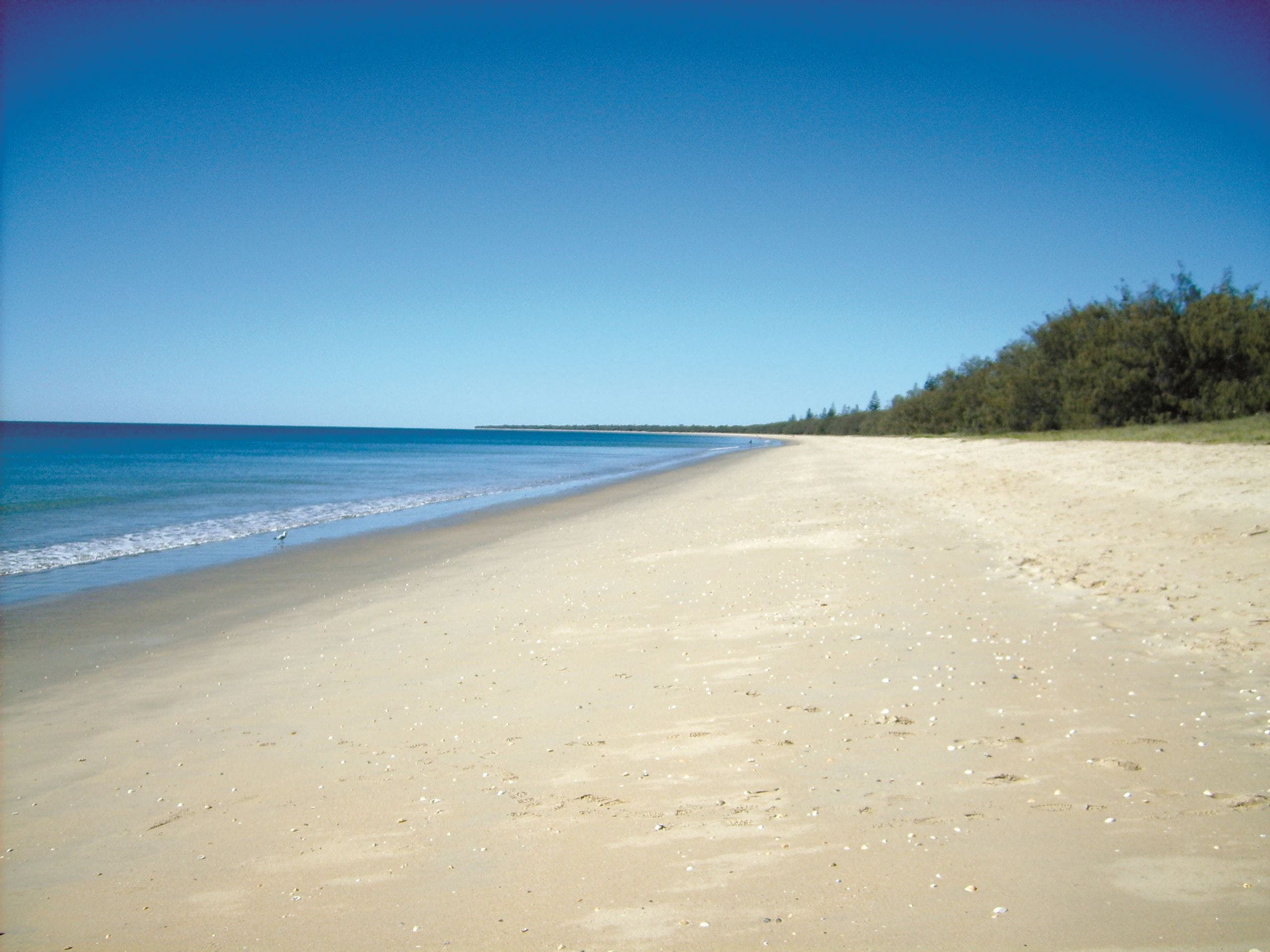 Coral Coast Pathways Woodgate Beach Section - Accommodation NT