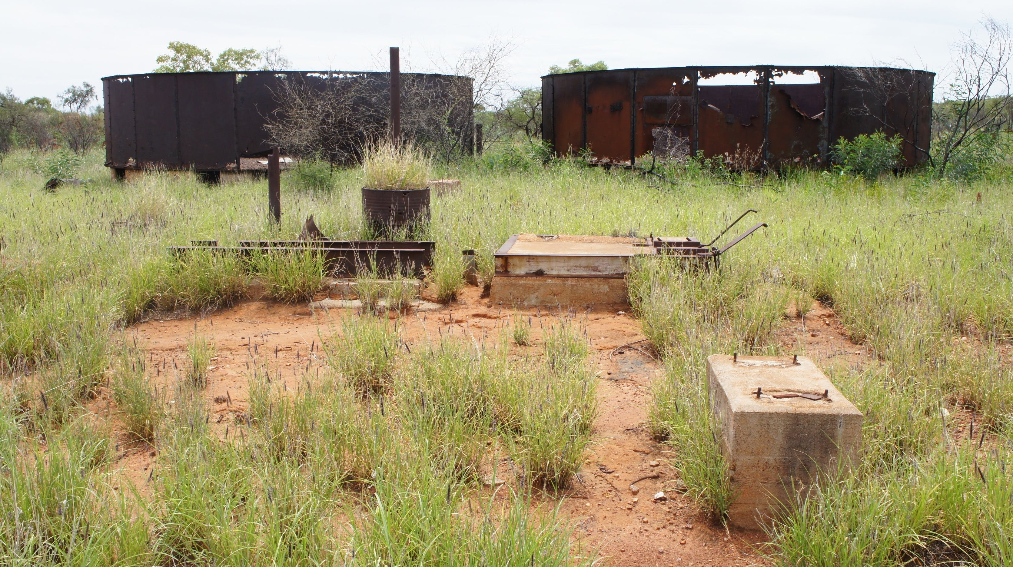 Ghans Bore No7 Govt Bore - Accommodation NT
