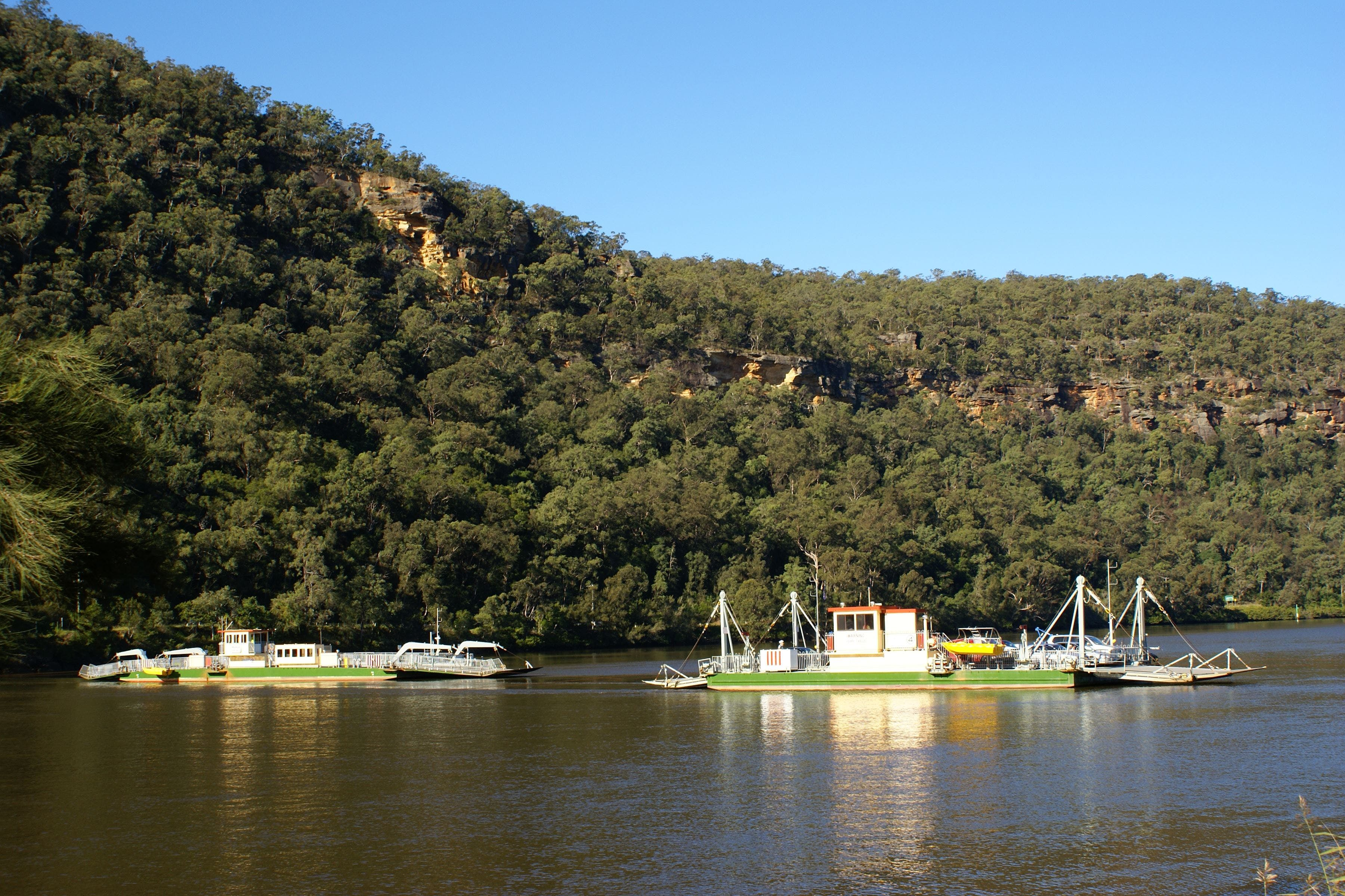 Hawkesbury River - Accommodation NT