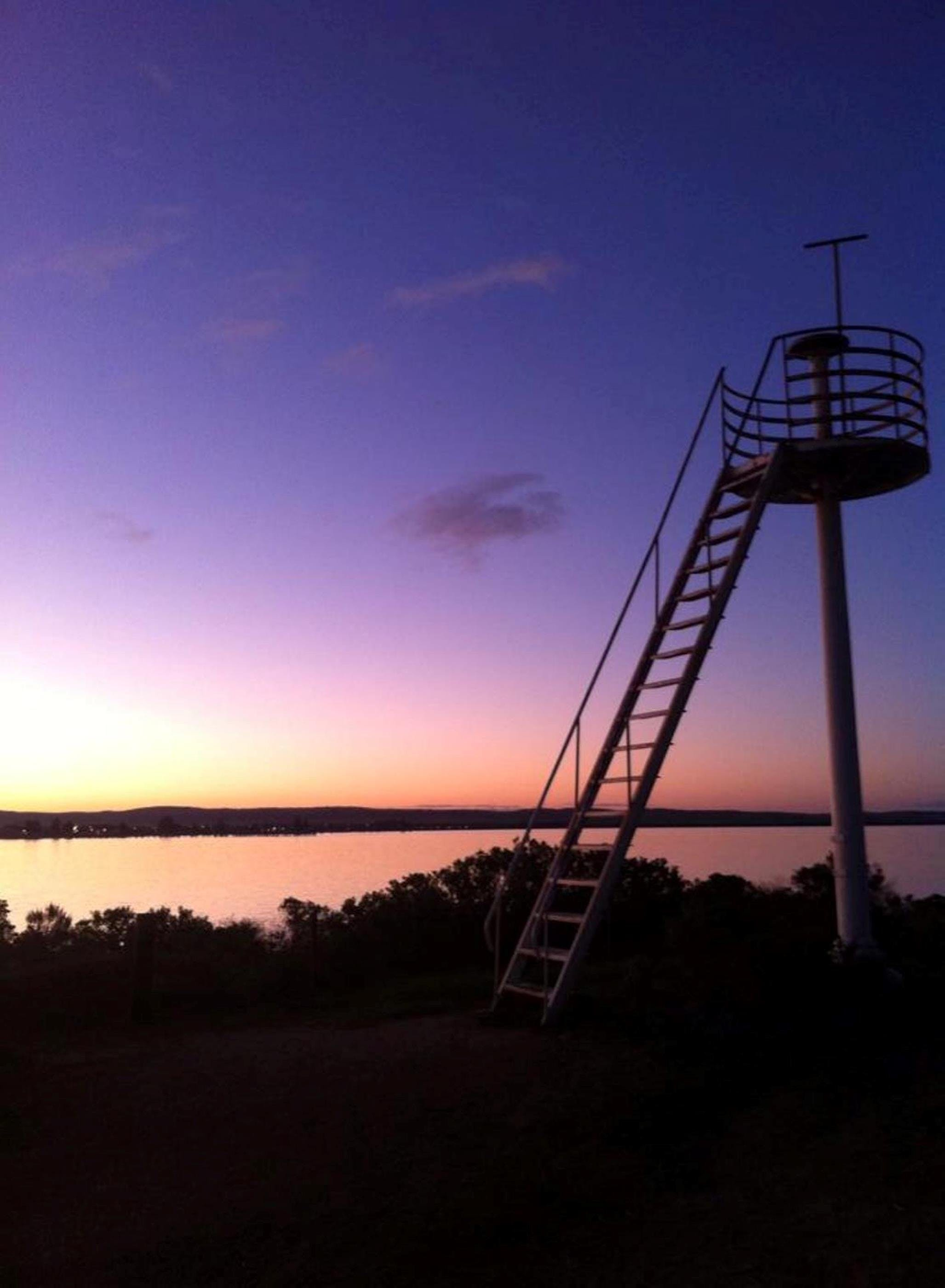 Island Lookout Tower And Reserve - Accommodation NT