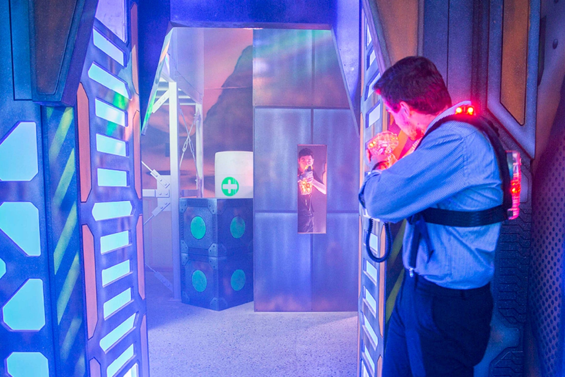 Kingpin Macarthur Square Laser Tag - Accommodation NT