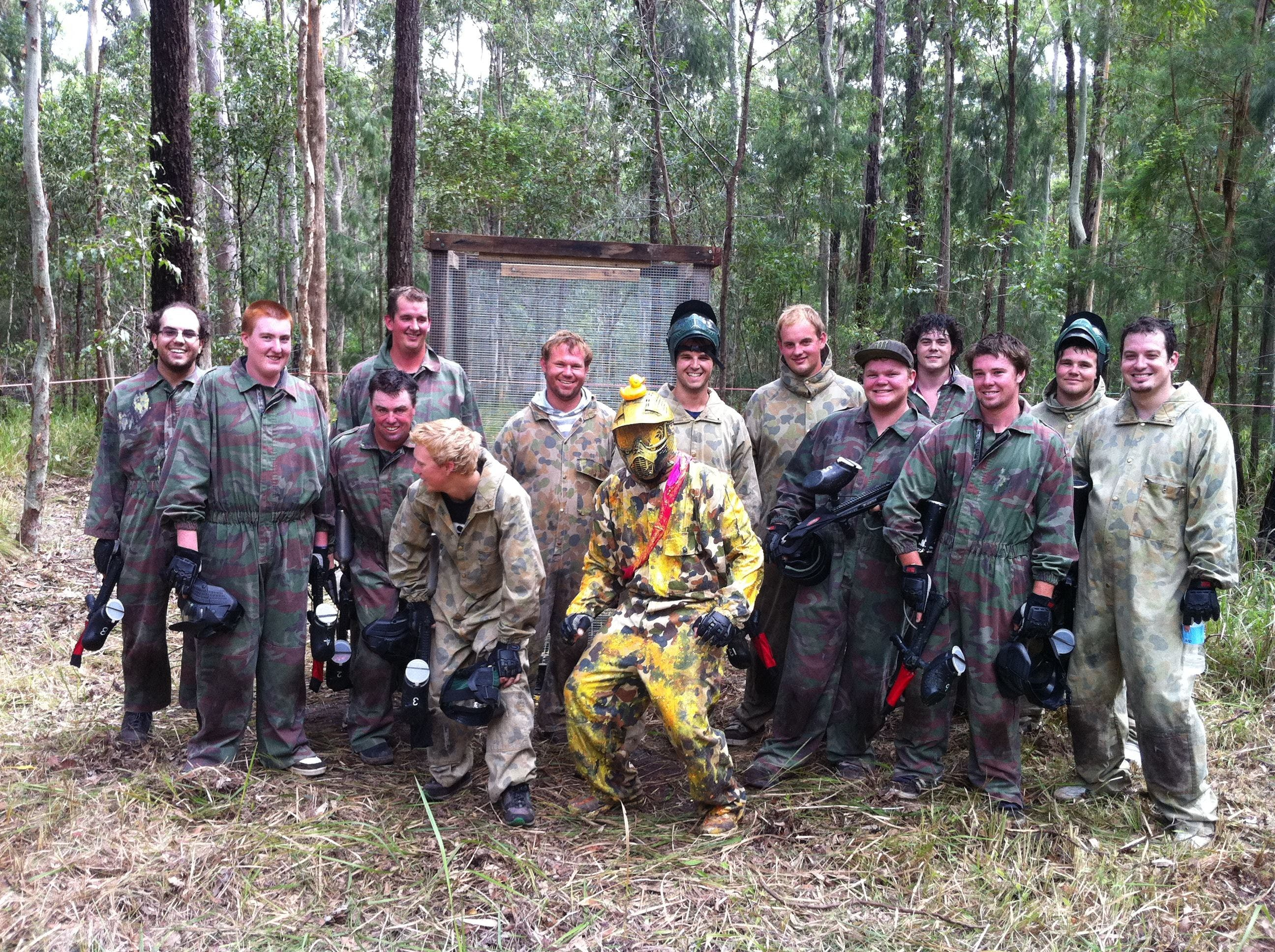 Mid North Coast Paintball - Accommodation NT