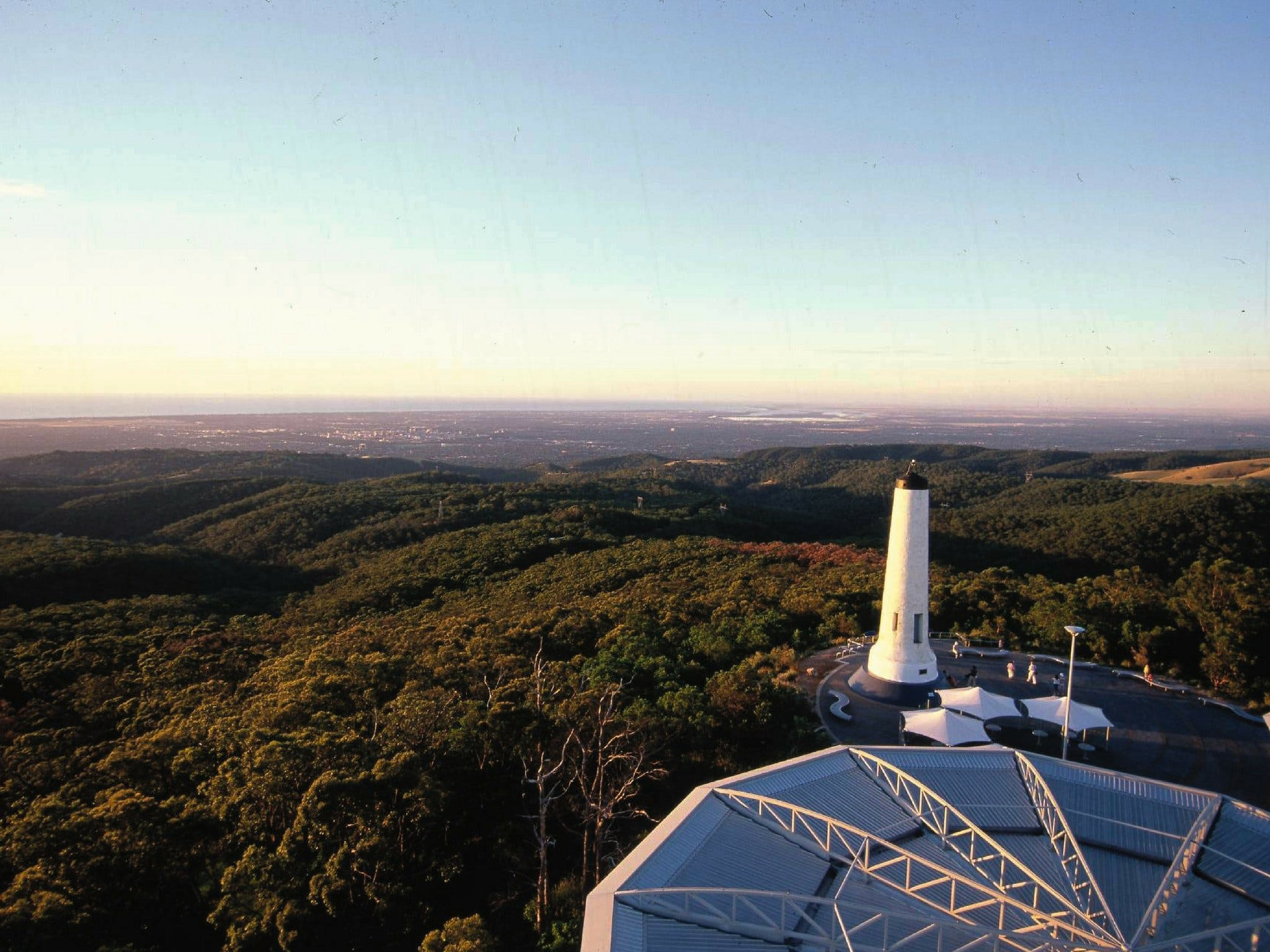 Mount Lofty Summit - Accommodation NT