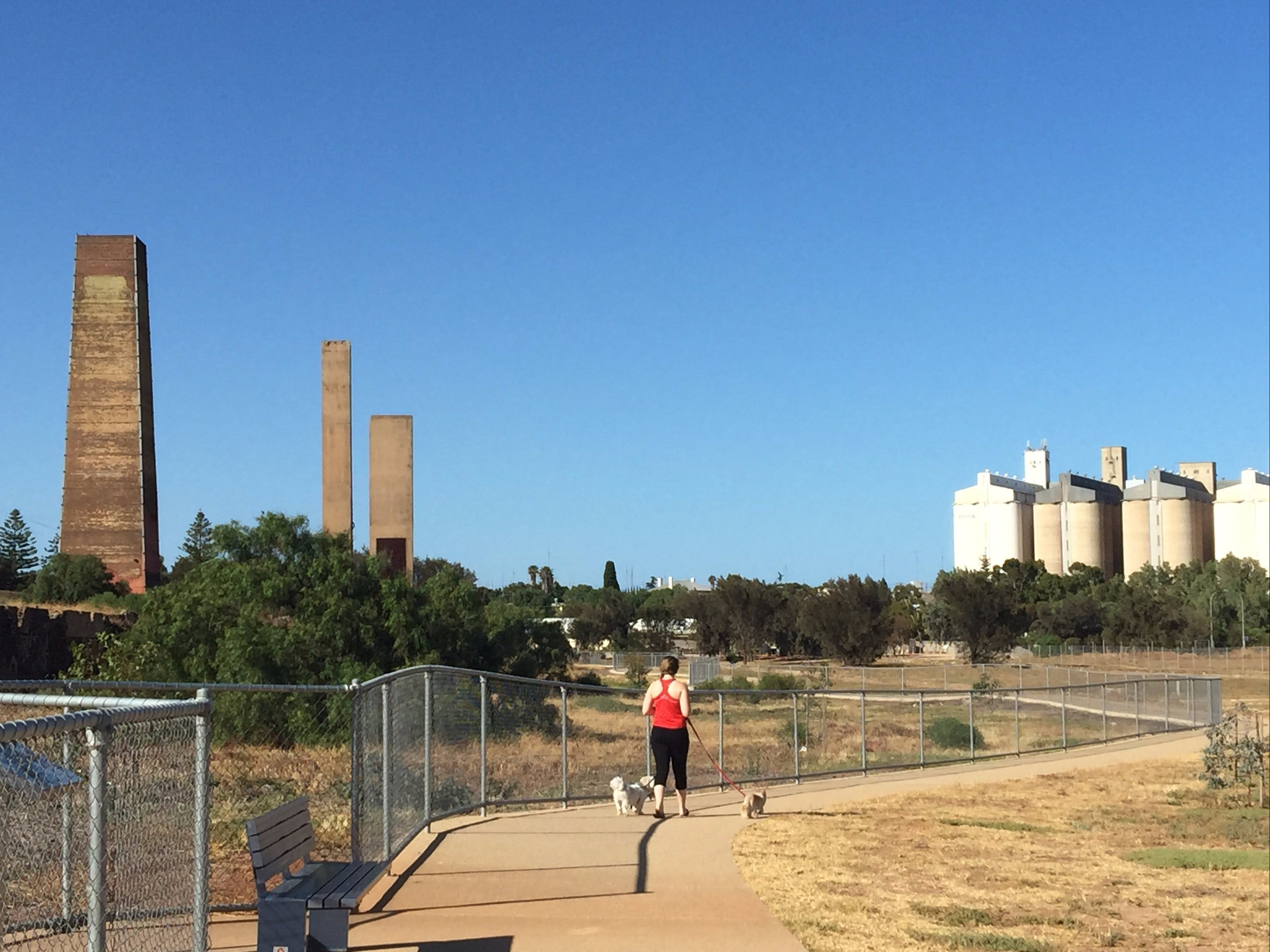 Smelters Trail Wallaroo - Accommodation NT