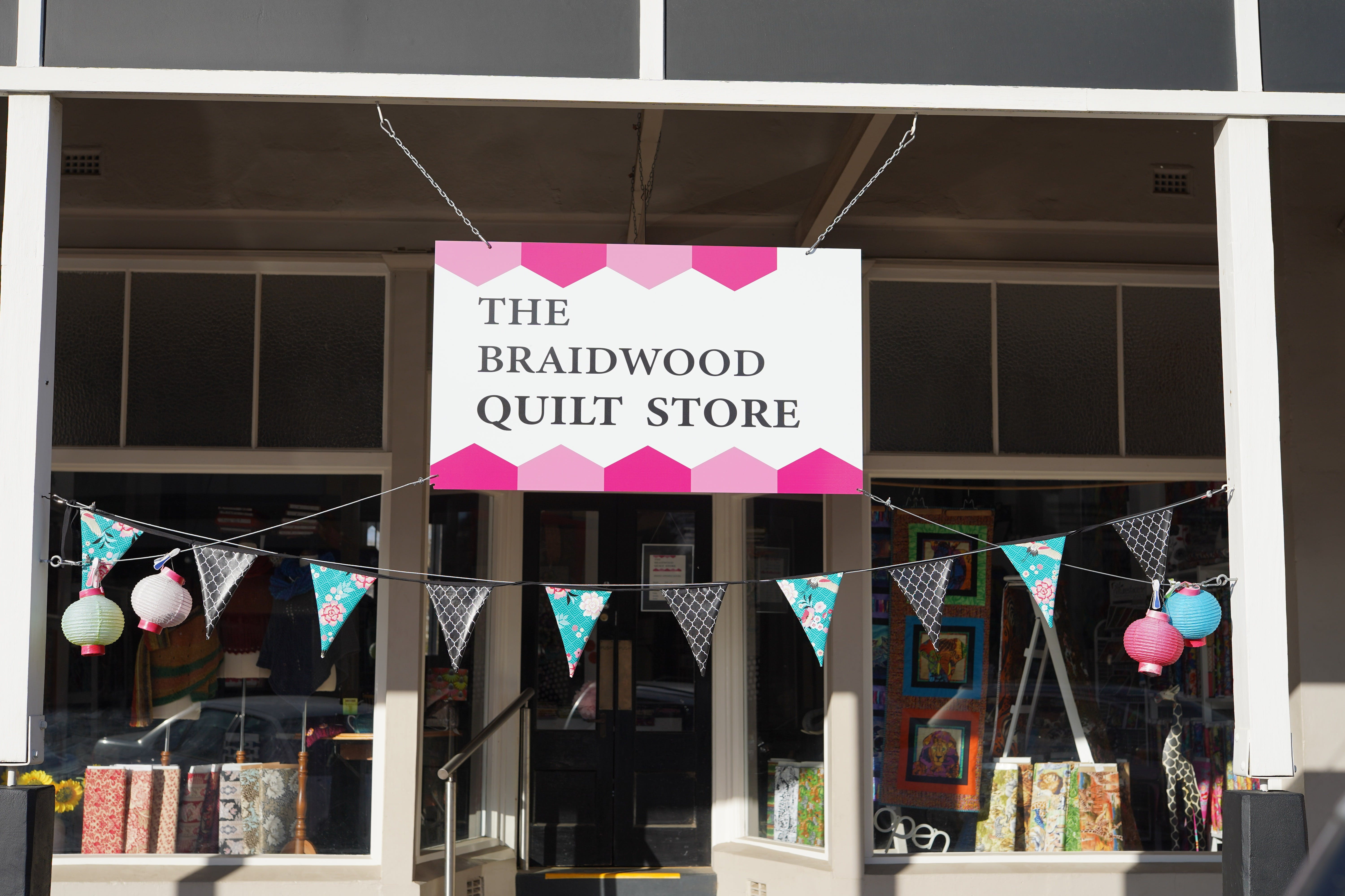 The Braidwood Quilt Store - Accommodation NT
