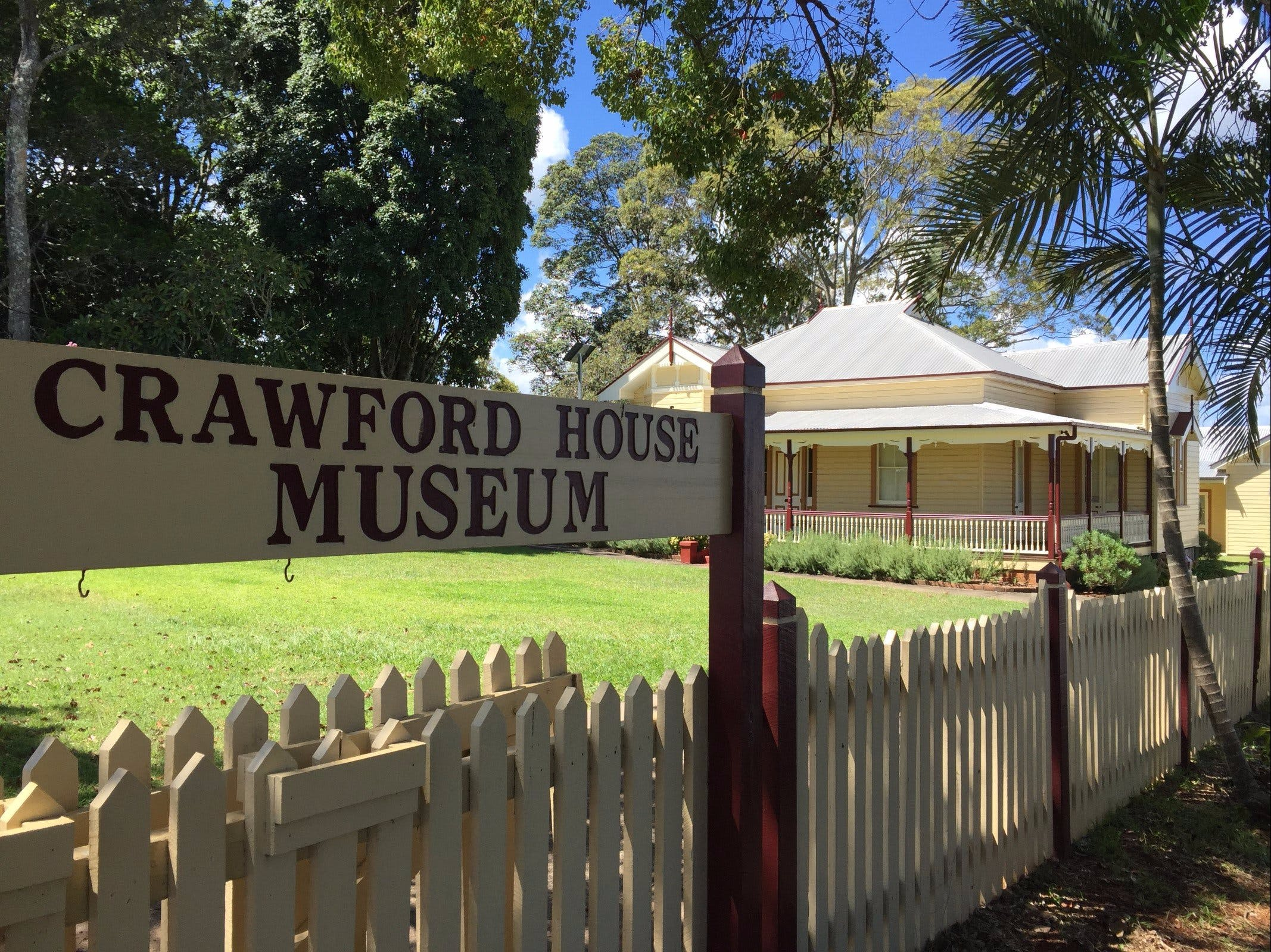 Crawford House Alstonville - Accommodation NT