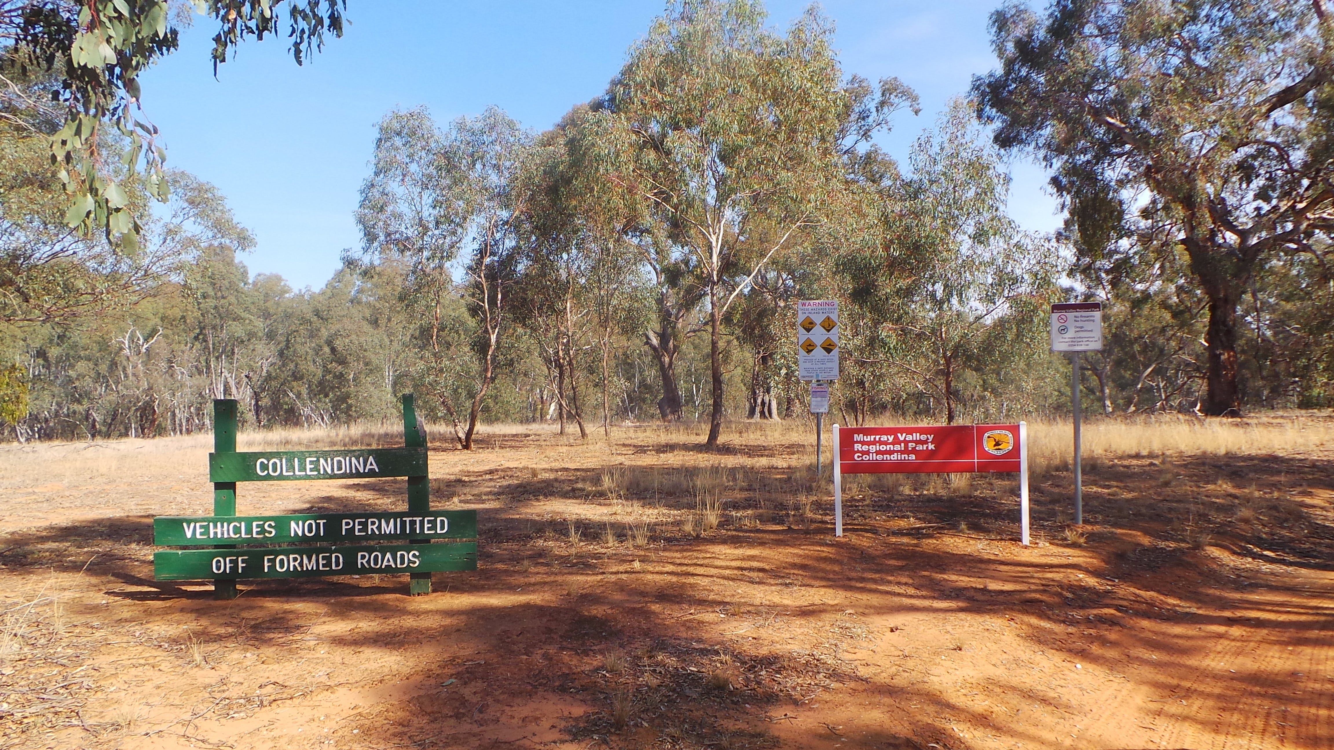 The Wagon Wheel Reserve - Accommodation NT