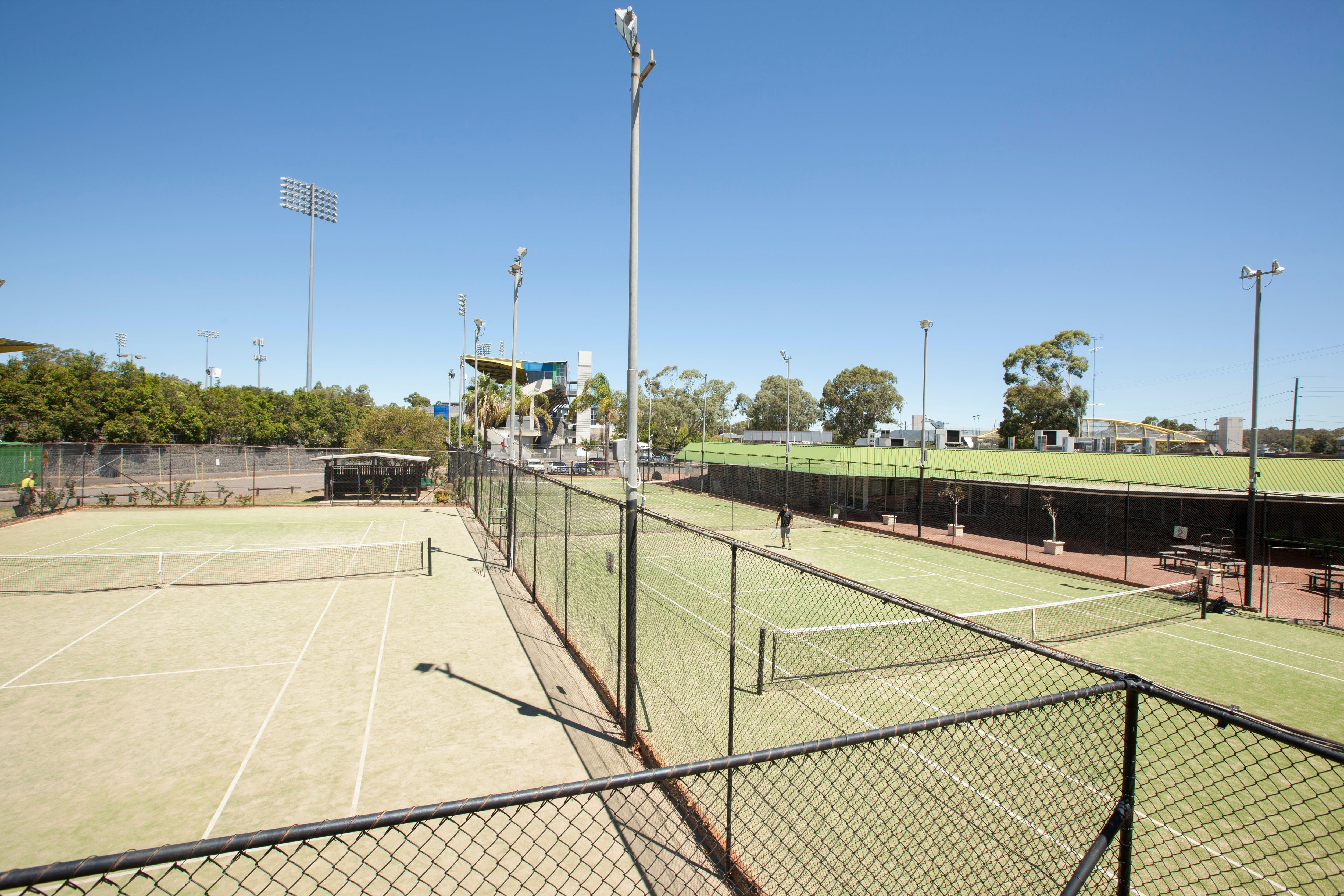 Wests Tennis Club - Accommodation NT