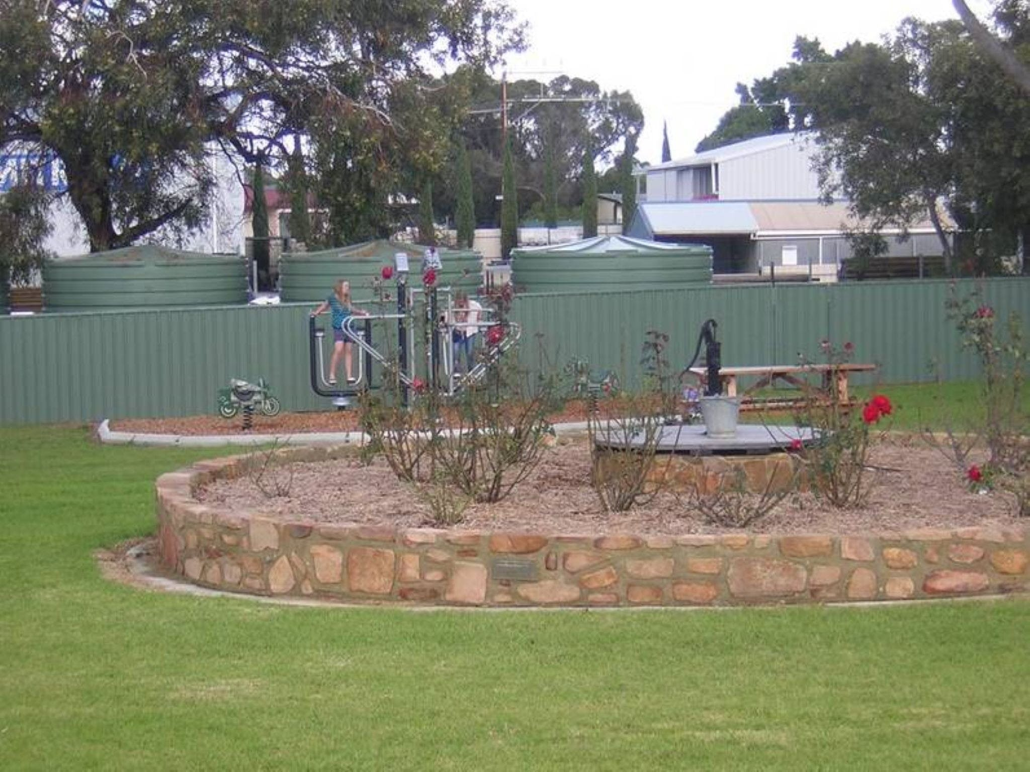 Wright Park Playground - Accommodation NT