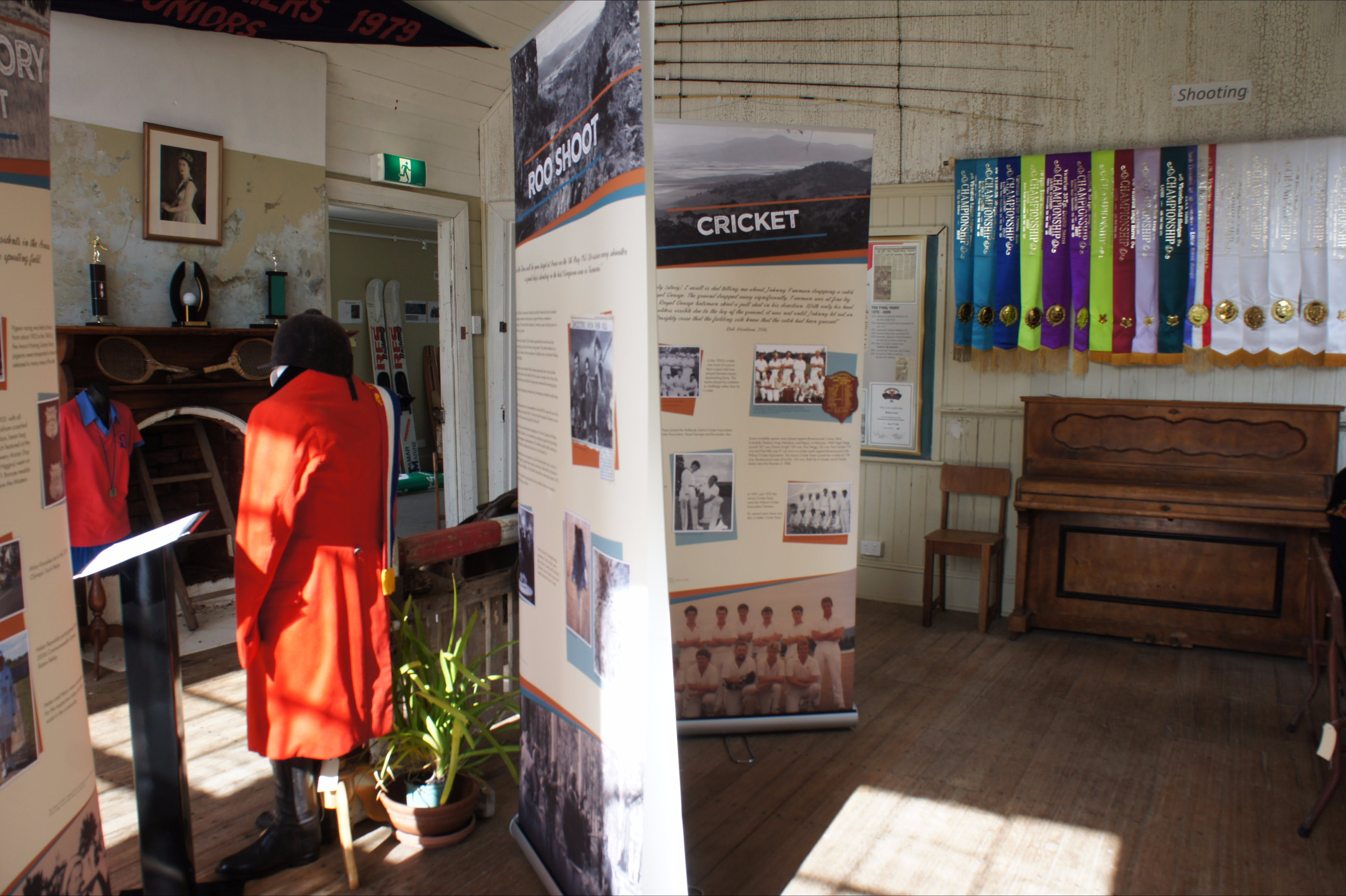 Avoca Museum and Information Centre - Accommodation NT