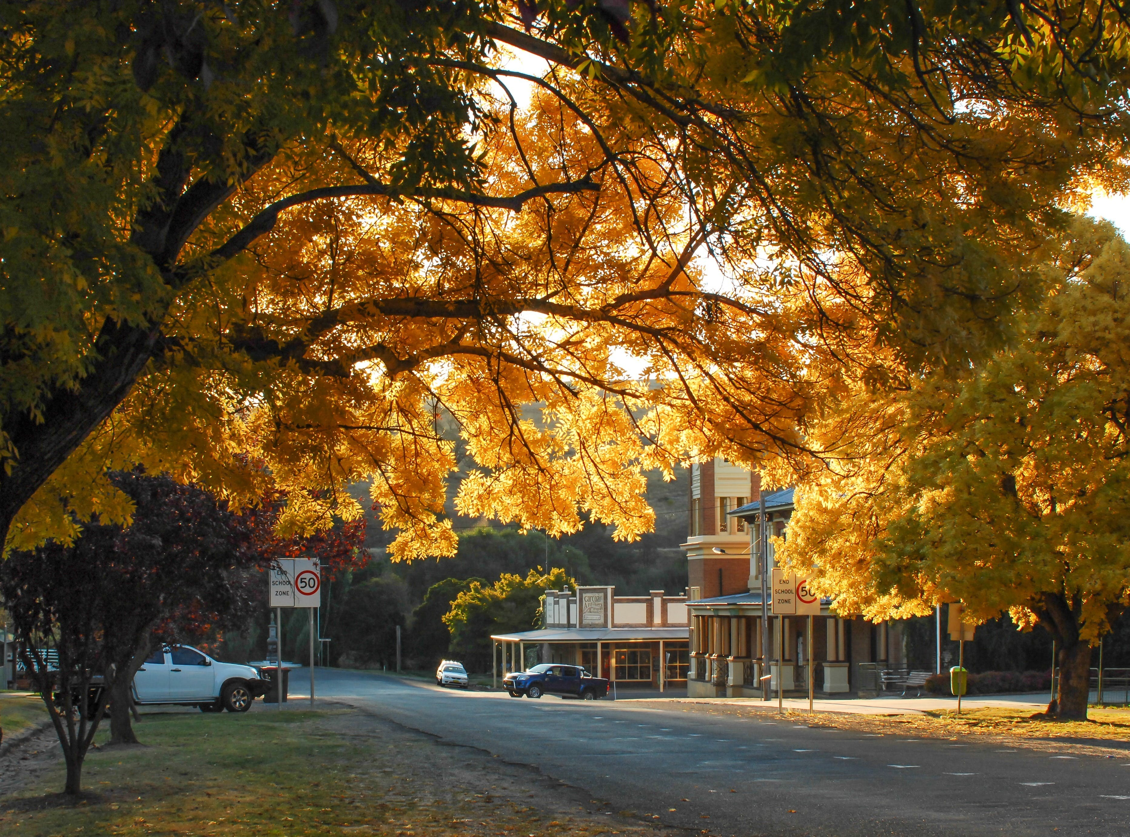 Carcoar - Accommodation NT