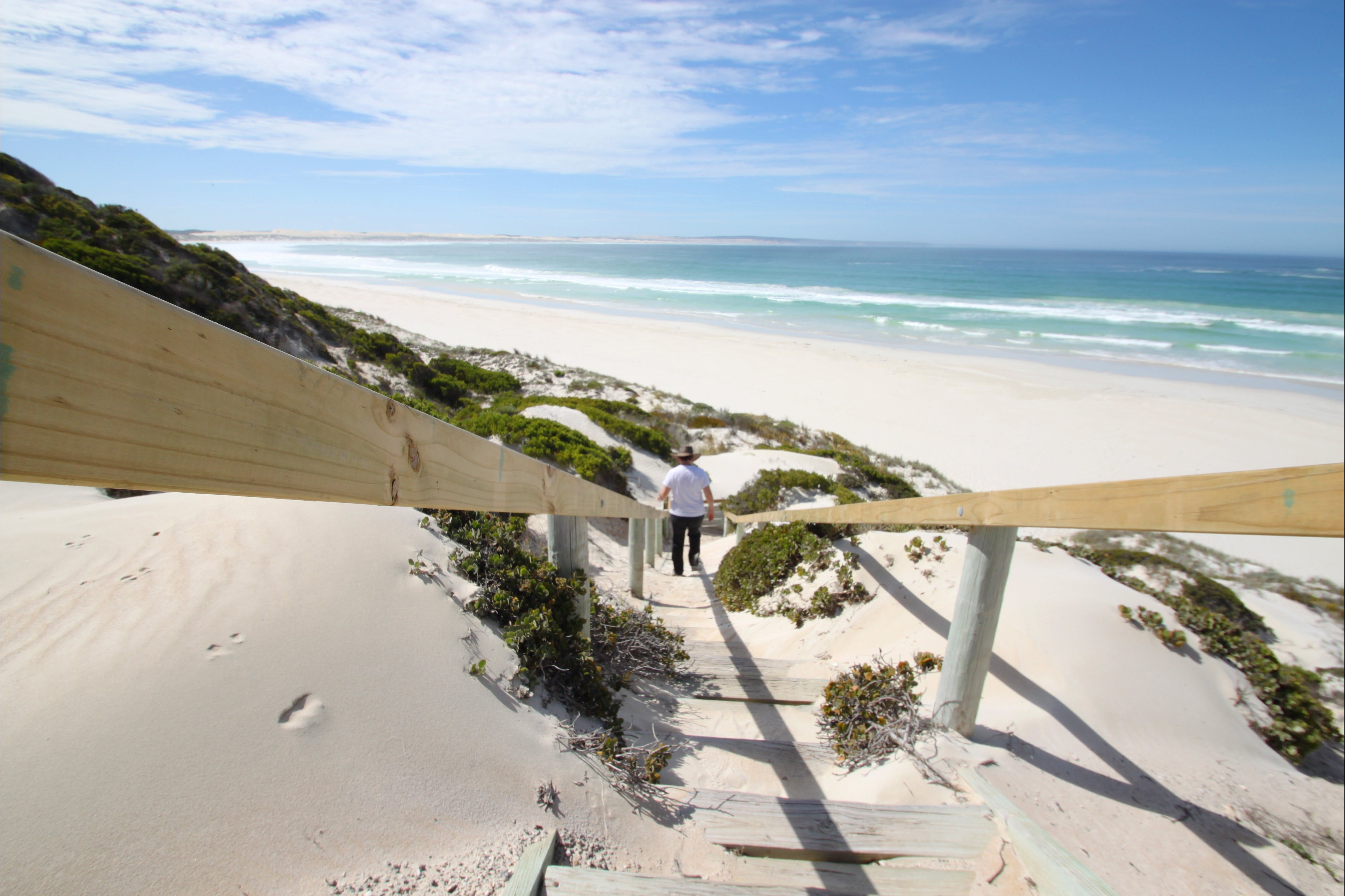 Coffin Bay National Park - Accommodation NT