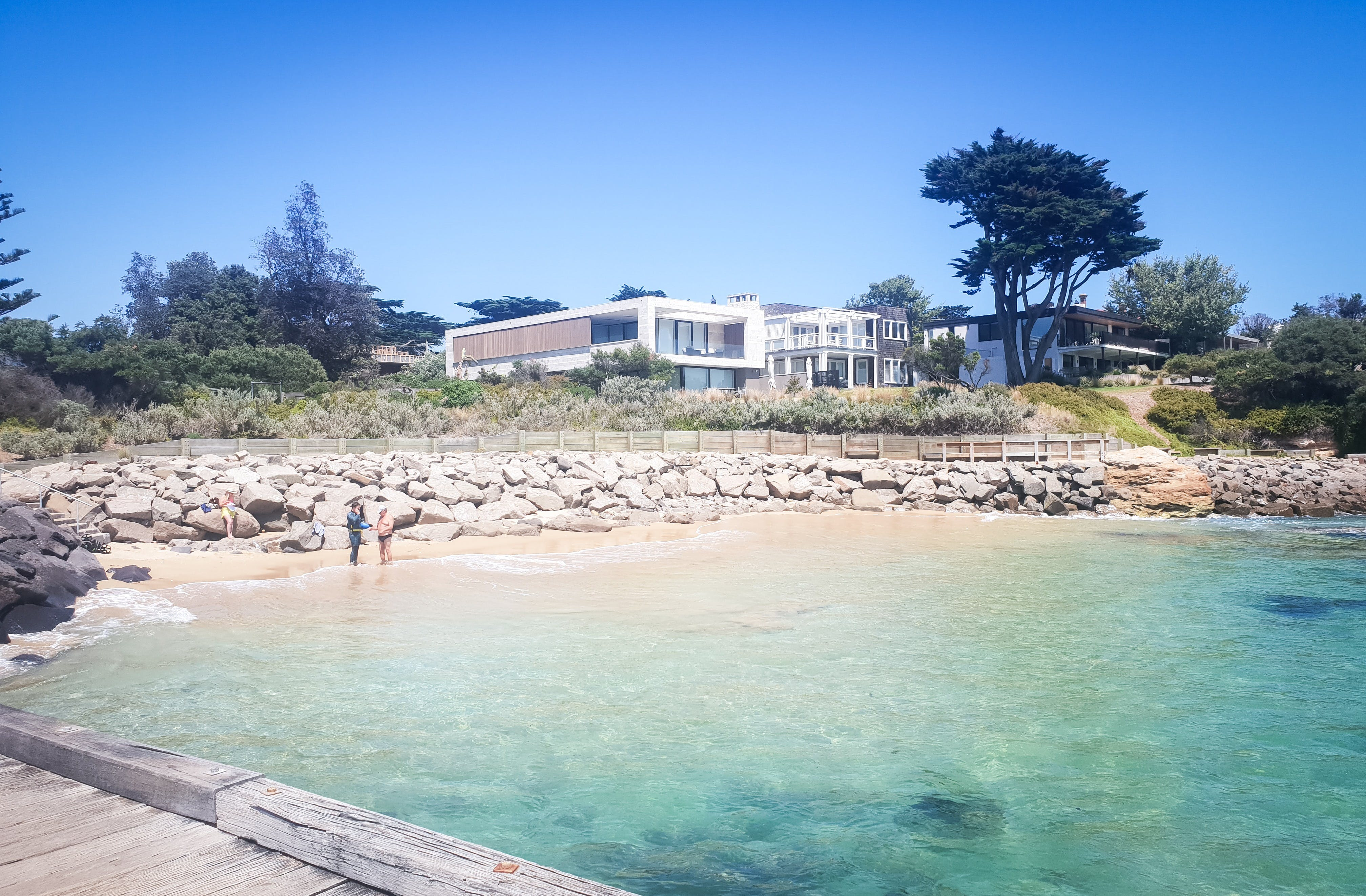 Portsea Front Beach - Accommodation NT