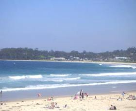 Mollymook Surf Beach - Accommodation NT