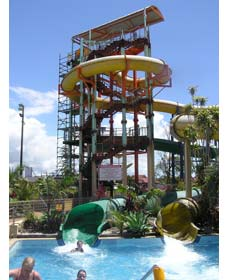 Ballina Olympic Pool and Waterslide - Accommodation NT