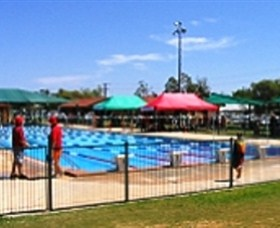 Charleville Swimming Pool - Accommodation NT