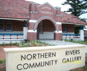 Northern Rivers Community Gallery - Accommodation NT