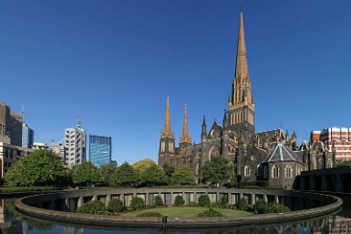 St Patrick's Cathedral - Accommodation NT