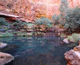 Gorge Rim Walk Dales Gorge - Accommodation NT
