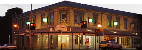 Newmarket Hotel - Port Adelaide - Accommodation NT