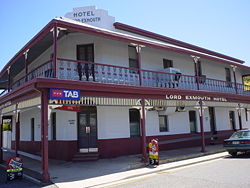 Lord Exmouth Hotel - Accommodation NT