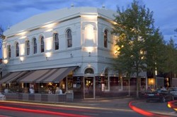 Temperance Hotel - Accommodation NT
