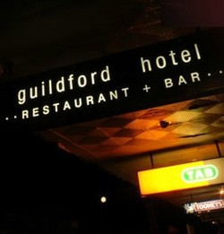 Guildford Hotel - Accommodation NT