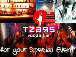 Tzars Vodka Bar - Accommodation NT
