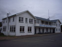 Spring Bay Hotel - Accommodation NT