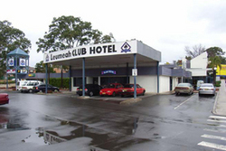 Leumeah Club Hotel - Accommodation NT