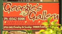 Georgies Cafe Restaurant - Accommodation NT