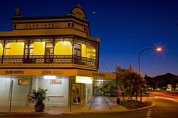 The Club Hotel - Accommodation NT