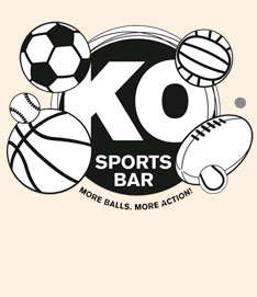 The KO Sports Bar - Accommodation NT