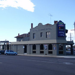 Royal Exchange Hotel - Accommodation NT