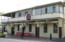 Commercial Hotel Alexandra - Accommodation NT