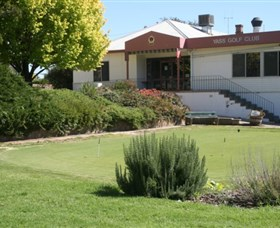 The Yass Golf Club - Accommodation NT