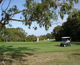 Leongatha Golf Club - Accommodation NT