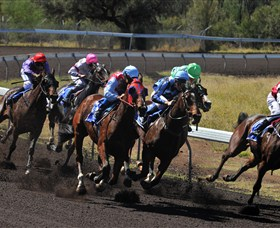 Alice Springs Turf Club - Accommodation NT