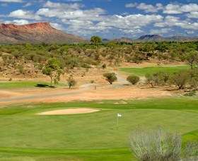 Alice Springs Golf Club - Accommodation NT