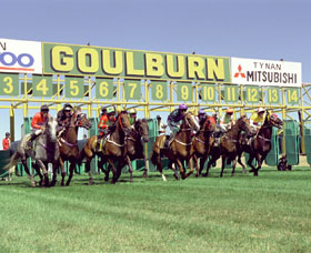 Goulburn and District Racing Club - Accommodation NT